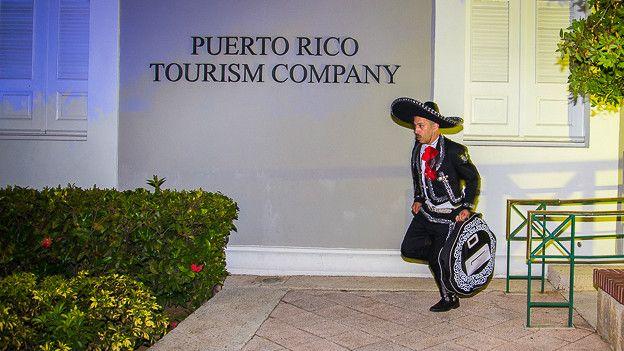 Mariachi en Puerto Rico