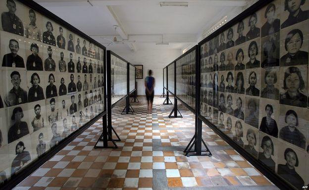Museo de la prisión Tuol Seng