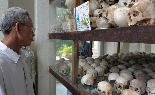 Testimonio sobrevivientes Pol Pot