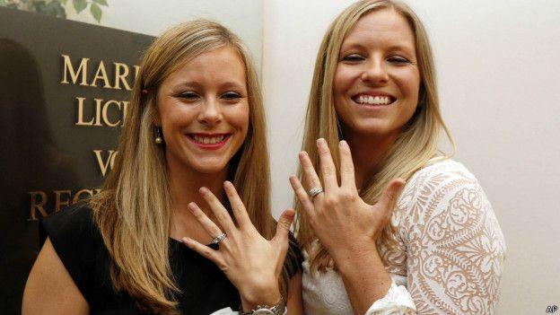 Matrimonio Gay In Usa : Corte suprema de ee uu declara legal el matrimonio