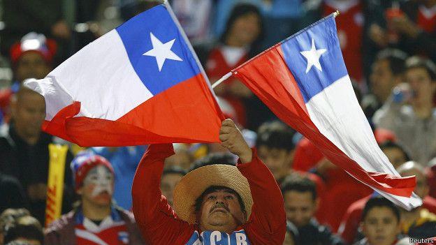 Chile - Peru, duelo de gemelos. Dejen su resultado