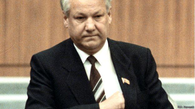 Борис Ельцин выходит из КПСС (Кремль, 11 июля 1990 года)