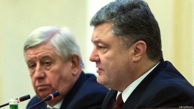 Дольше всех генпрокурором при Порошенко был Виктор Шокин