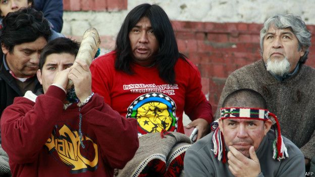 mapuches chile