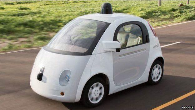 Automóvil sin conductor