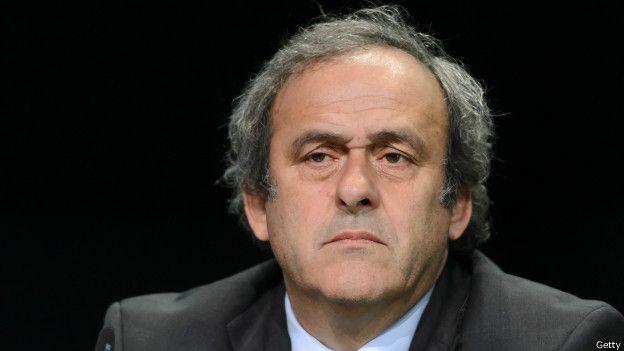 Мишель Платини намерен бороться за пост президента ФИФА
