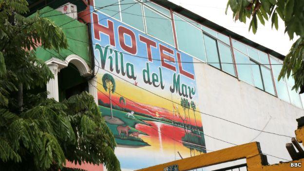 Hotel en Puerto Gaitán