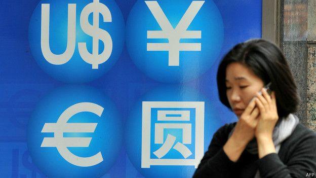 Uno de los planes de China desde hace tiempo es convertir el yuan en una moneda reserva.