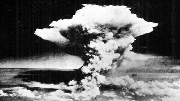 Bobma sobre Hiroshima