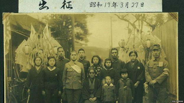 Las fotos de la guerra Sino-Japones