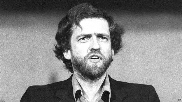 Corbyn en 1984