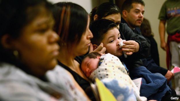 Bebés en México