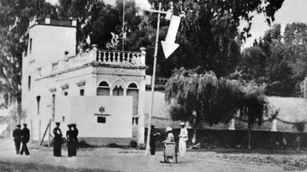 Дом Троцкого