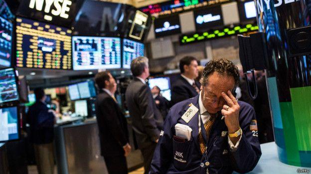 Corredores de Wall Street