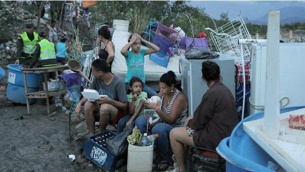 Colombianos que dejaron Venezuela