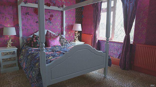 Una habitación