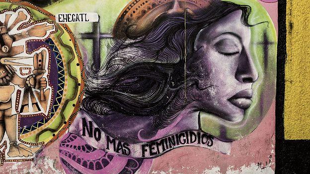 Mural en Ecatepec