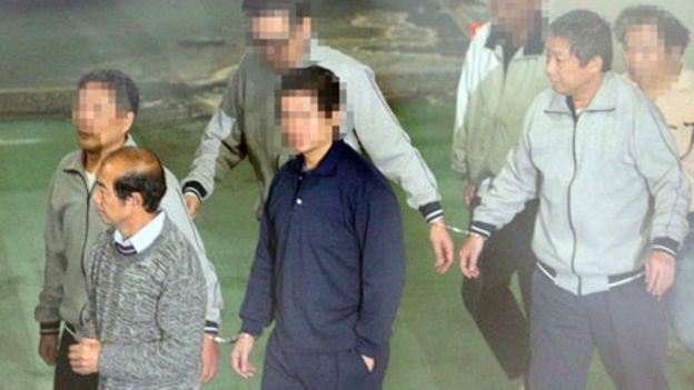台灣國防部證實兩岸被關押間諜獲釋