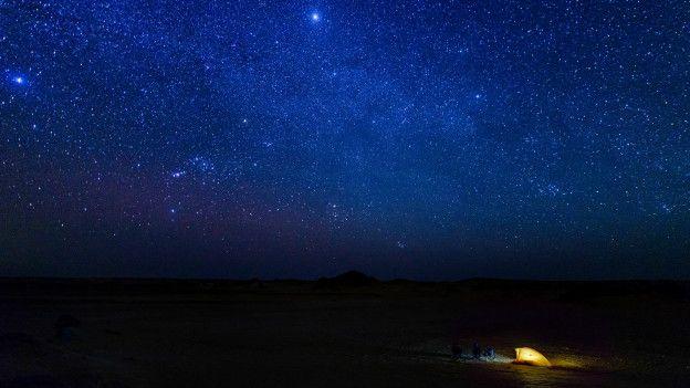 Os 10 mais belos céus estrelados que se pode ver da Terra