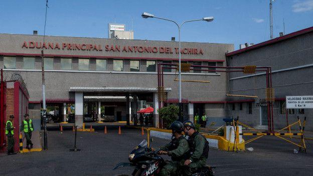 Control aduanero en Venezuela