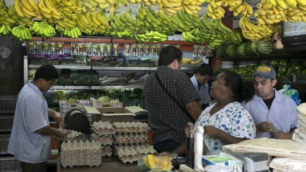Tienda en Caracas