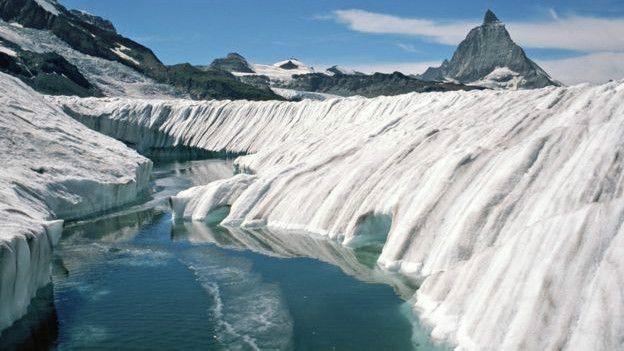 Glaciar Gorner