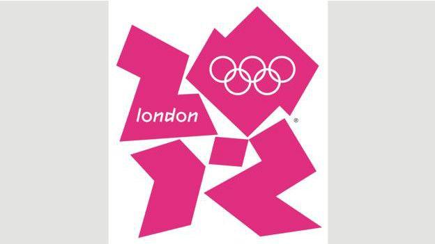 Logotipo de las Olimpiadas de Londres 2012