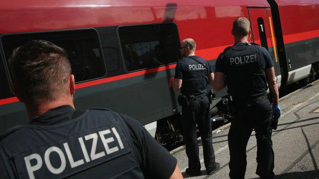 Controles fronterizos en Alemania