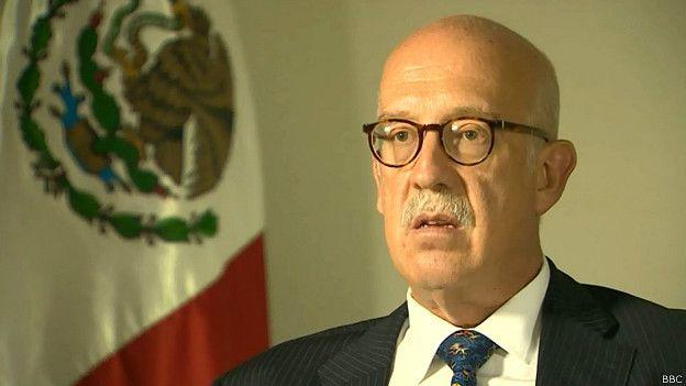 Embajador de México en Egipto