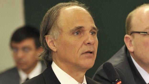 O banqueiro Daniel Dantas, na Câmara, em 2009 (Foto: Rodolfo Stckert/Ag. Câmara)