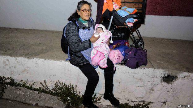 ¿Qué hace que los terremotos de gran magnitud sean menos mortíferos en Chile que en otros países sísmicos? 150917140308_chile_terremoto_624x351_afpgetty