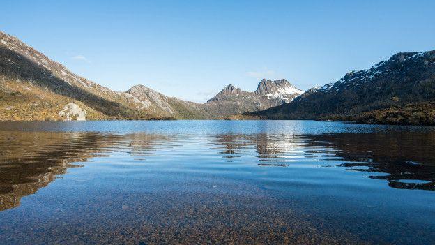 Un lago en Australia