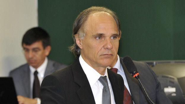 O banqueiro Daniel Dantas (Foto: Rodolfo Stuckert/Ag. Câmara)