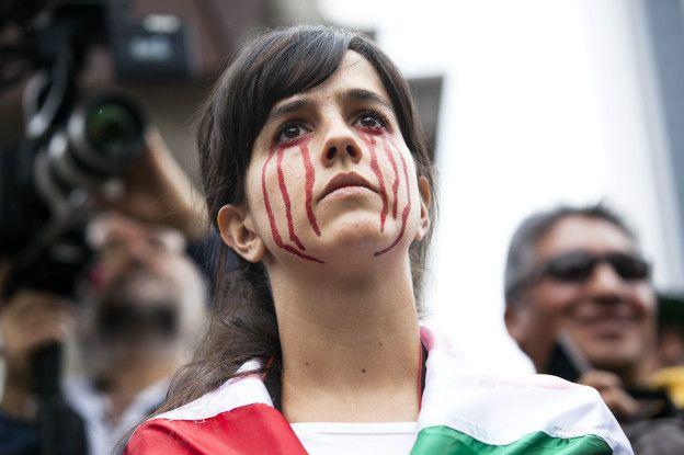 Марш в Мехико