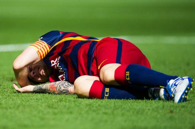 El f�tbol pierde a Lionel Messi, recupera a Alexis S�nchez