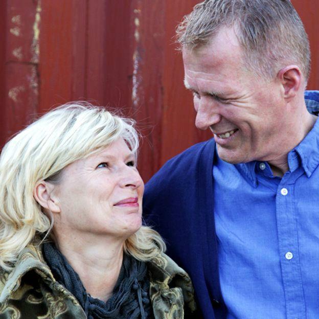 Ineke y Kees Veldboer