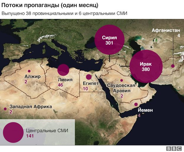 Как работает пропаганда Халифата