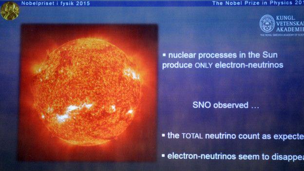 Презентация в Нобелевском комитете