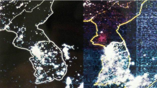 Fotografía satelital