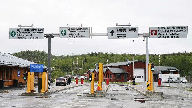 Puesto fronterizo de Storskog