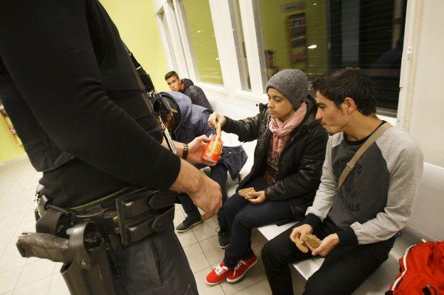 Refugiados sirios en Noruega