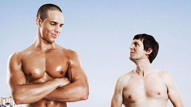 В большом теле может быть больше грубой силы, но зато в нем меньше ловкости