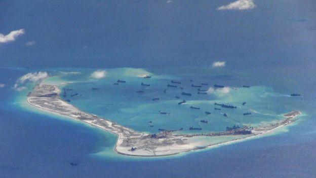 Islas Spratly