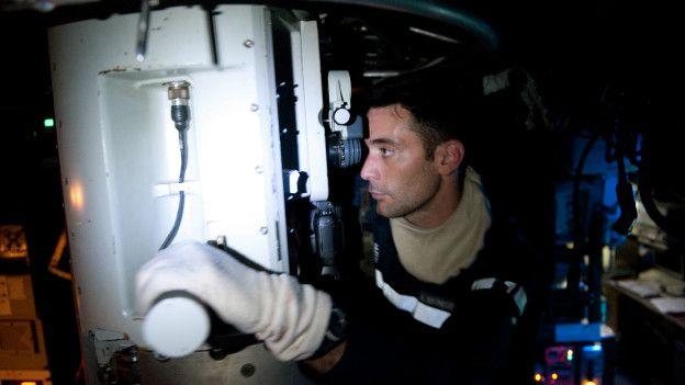 Se sabe muy poco de Sarah Matter, pero su patente del periscopio submarino fue clave en la historia de la navegación.