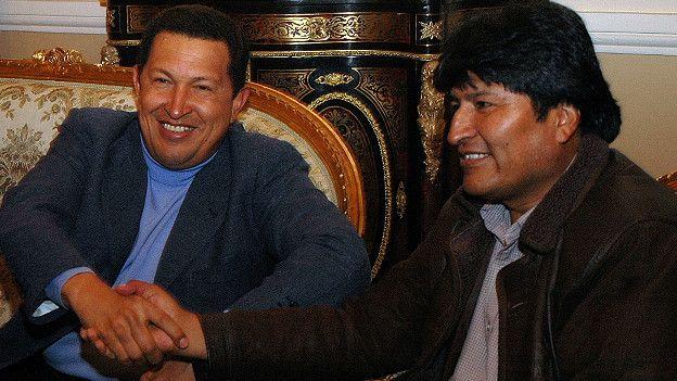 Chávez y Morales