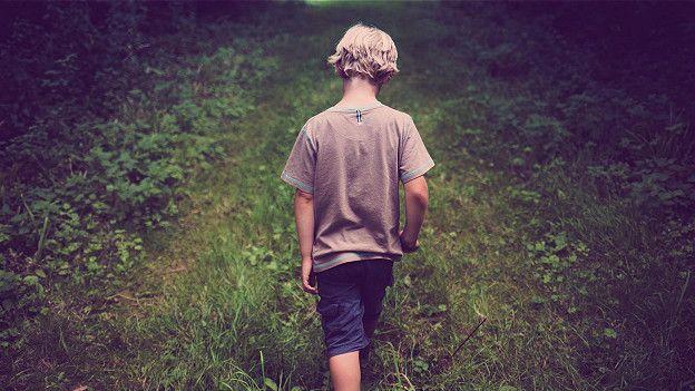 Ребенок-аутист