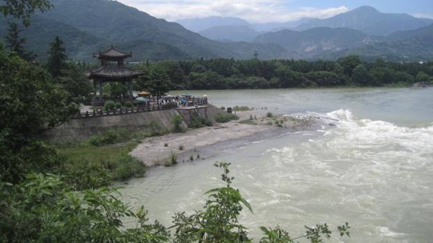 Represa de Dujiangyan