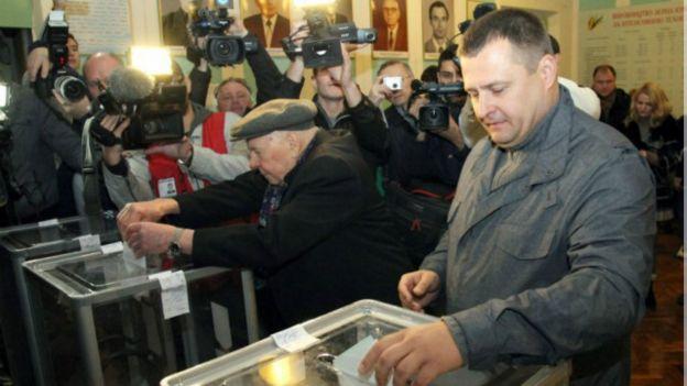 Борис Філатов виграв вибори мера Дніпропетровська у другому турі