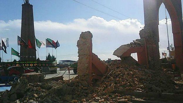 Un terremoto de magnitud 7,5 sacude Afganistán, Pakistán y el norte de la India 151026112826_earthquake_afghanistan_624x351_bbcafganistan_nocredit