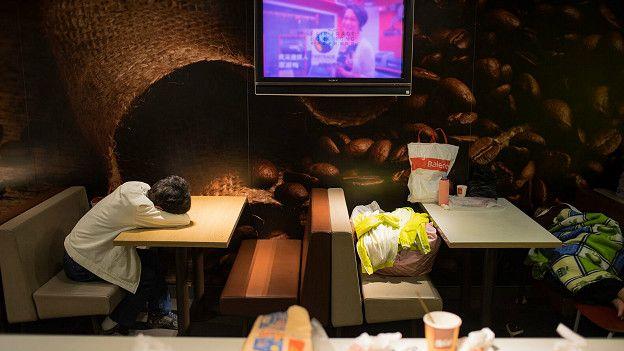 McDonald's, Hong Kong
